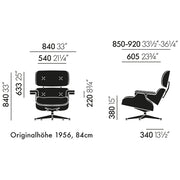 Vitra<br><b> Lounge Chair</br></b>