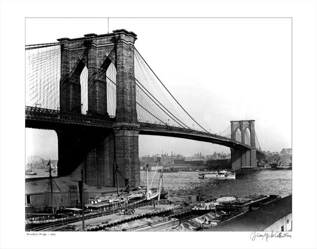 Brooklyn Bridge 1905