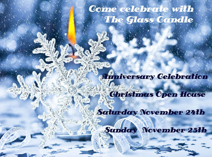 10th Anniversary Christmas Open House