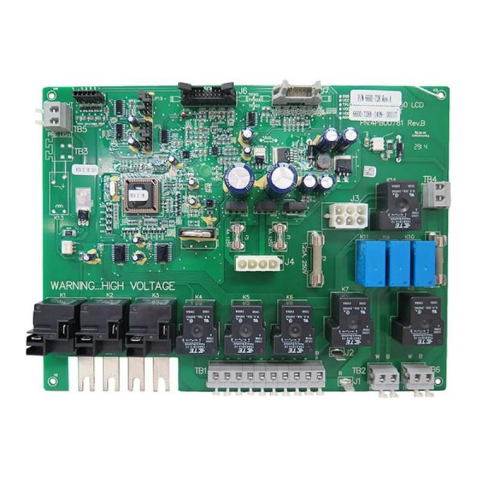 Hot Tub Parts - Sundance Spas Jacuzzi Circuit Board (P/N: 6600-728)