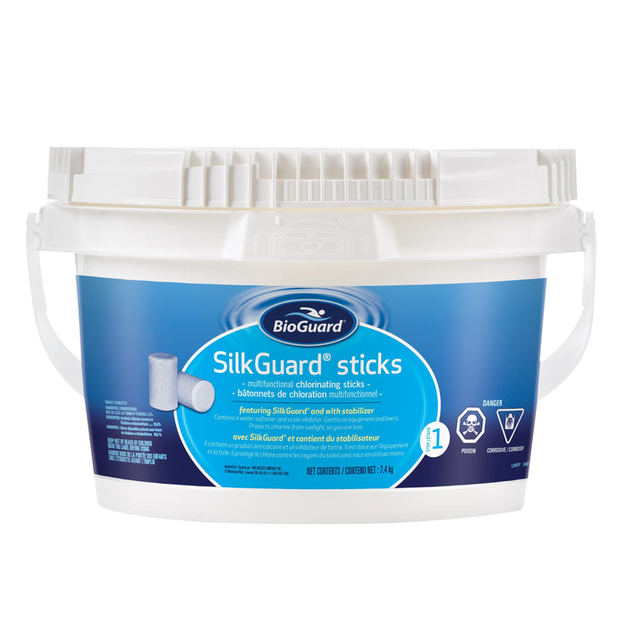 BioGuard SilkGuard® Sticks (7.4kg) - Aqua-Tech