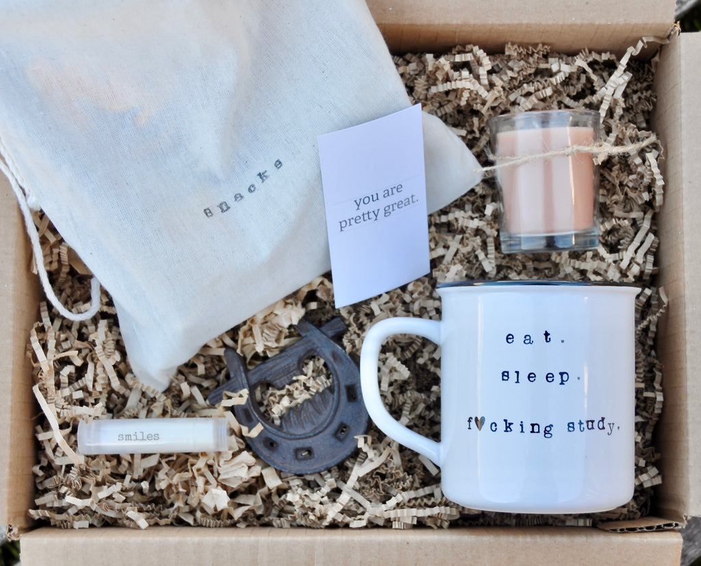 study care package ideas for boyfriend mug of the month subscription