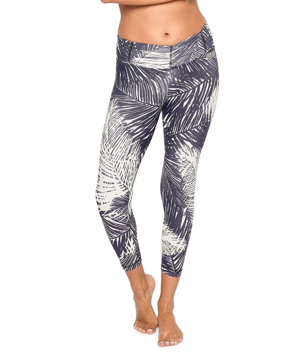 Snow Wish Mid Calf Legging