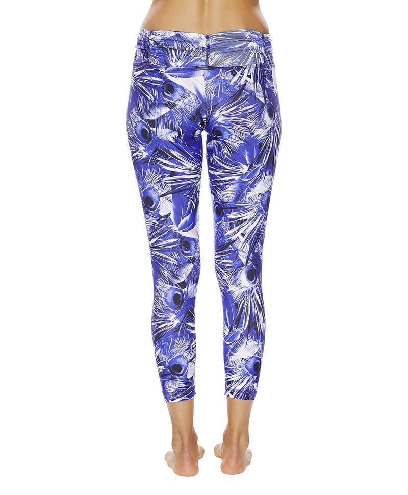 Feathers Mid Calf Legging