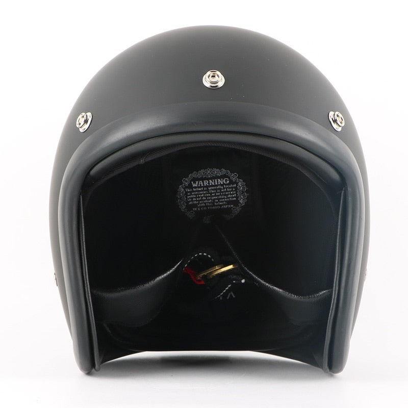 Low Profile Helmet, Harley Helmet Lowest Profile ECE Tag on chin strap, great fitting small shell Helmet