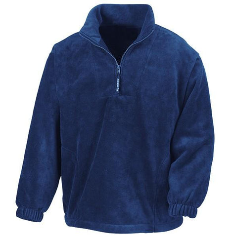 Result R033X Adult Polartherm 1/4 Zip Jacket