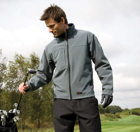 R121X Mens Softshell Jackets