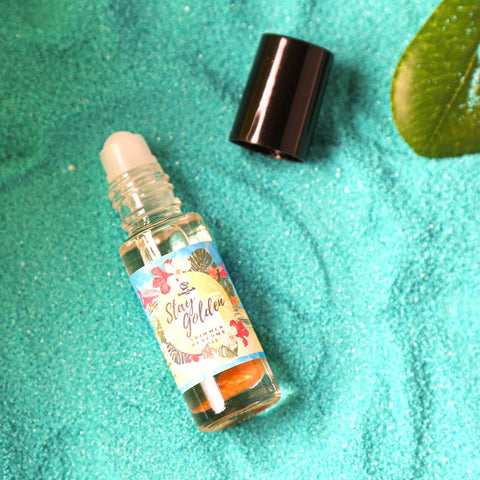 STAY GOLDEN Shimmer Perfume Oil