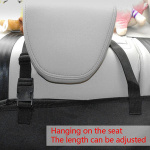 Waterproof Car Bench Pet Seat Cover Carrier