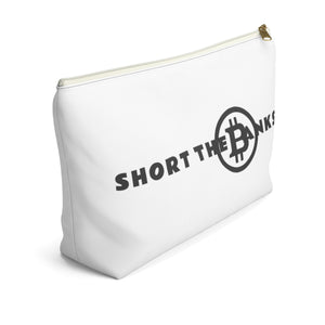 Short The Banks Accessory Pouch w T-bottom