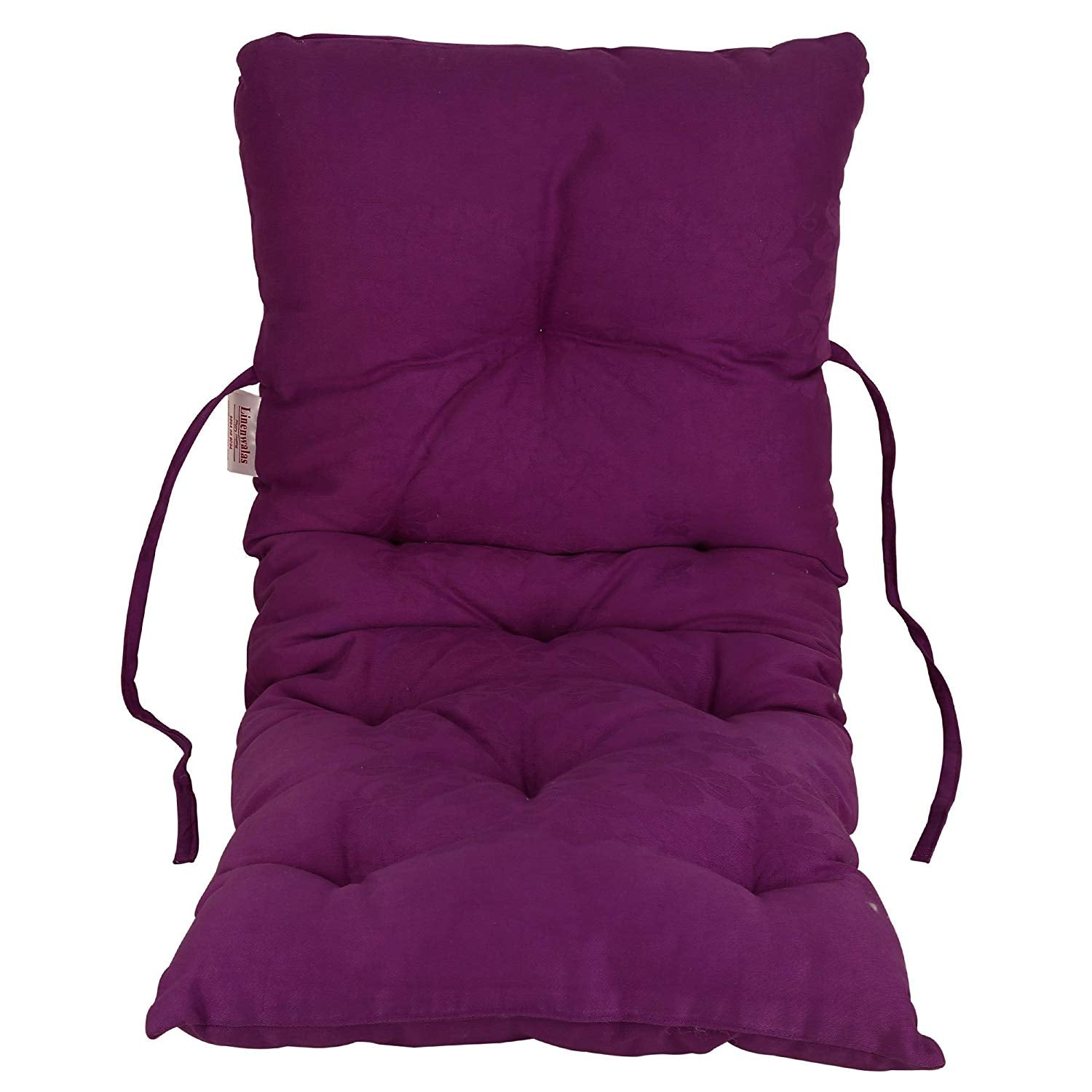 Linenwalas Chair Pads Buy Chair Cushion Online At Best