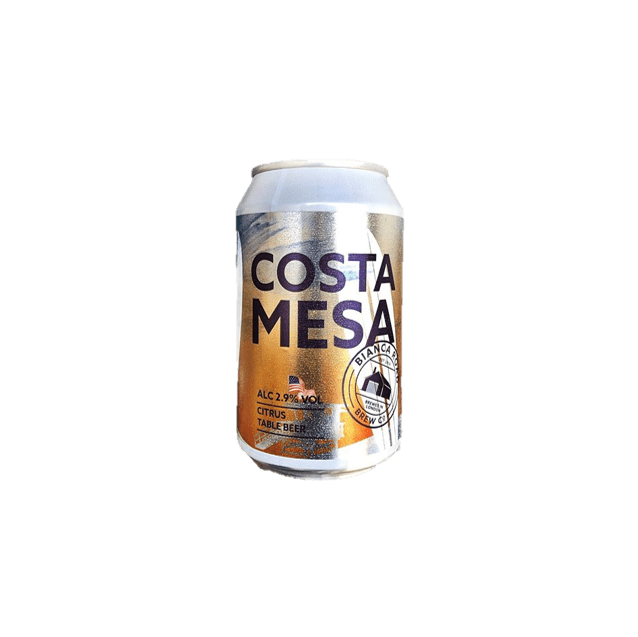 Bianca Road Costa Mesa Table Beer 330ml (2.9%)