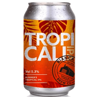 Bianca Road Tropicali Tropical IPA 330ml (5.3%)