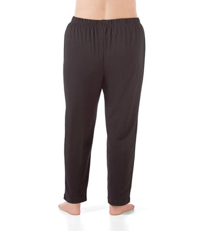 plus size pull on pant with pockets