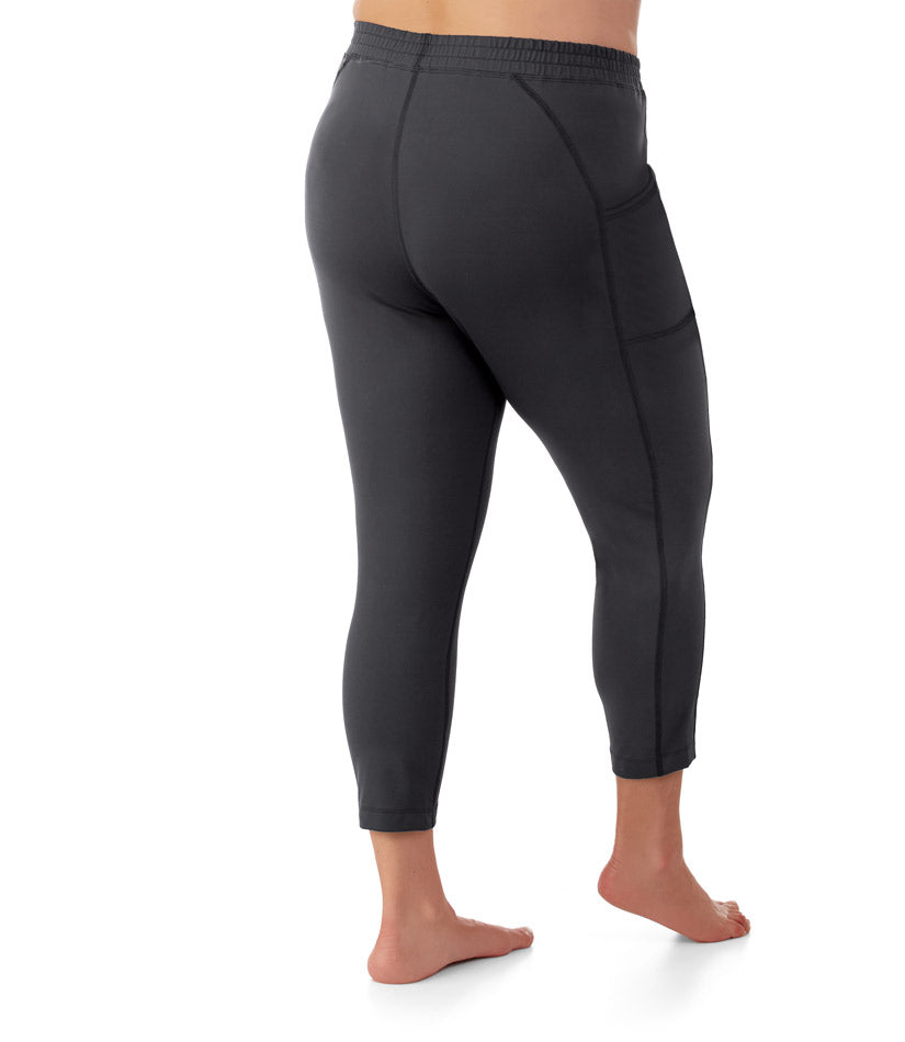 QuikWik® Side Pocket Capri