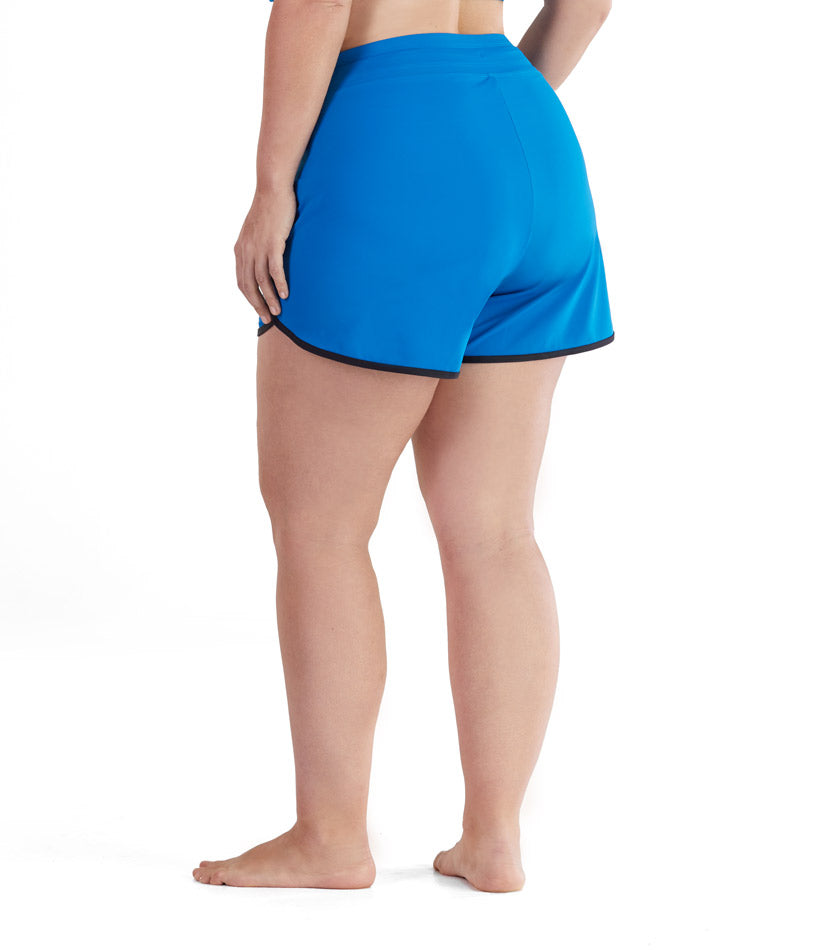 Plus Size Swim Short Bottoms