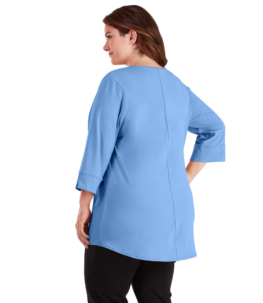 Junonia Classics Center Seam Tunic