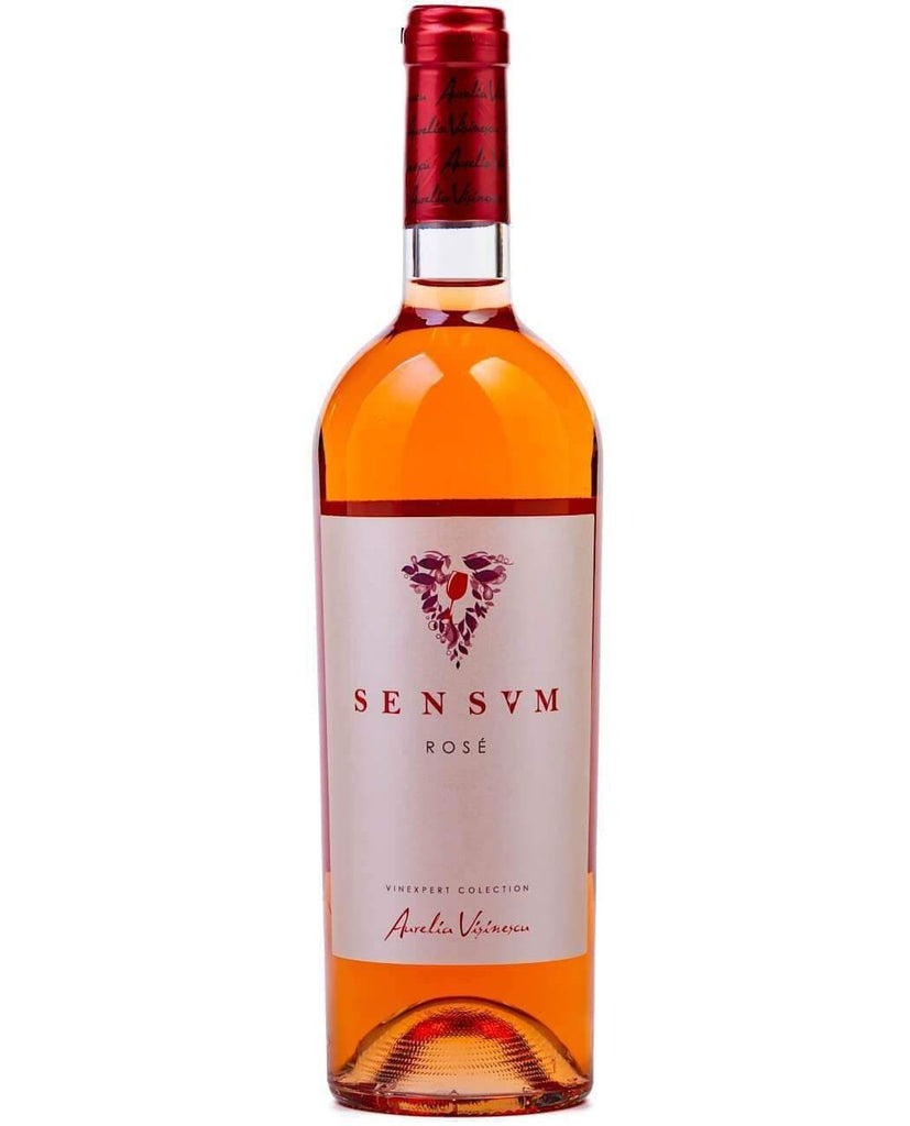 Aurelia Visinescu Sensum Rose 2018-Vinexpert