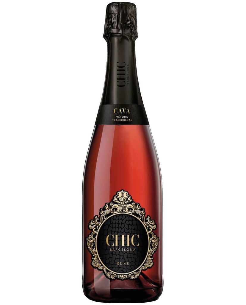 Cava Chic Barcelona Rose-Vinexpert