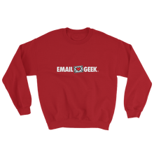 Load image into Gallery viewer, Email Geek Love (Crewneck)