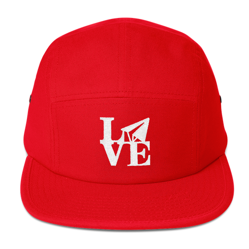 Email Love (Five Panel Cap)