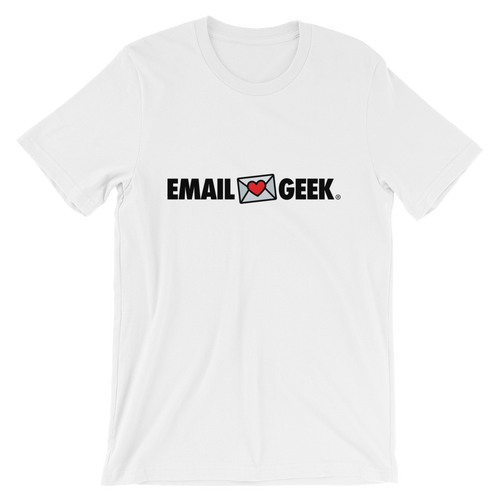 Email Geek Love (Unisex)