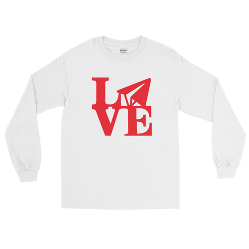 Email Love - Red (Long Sleeve)