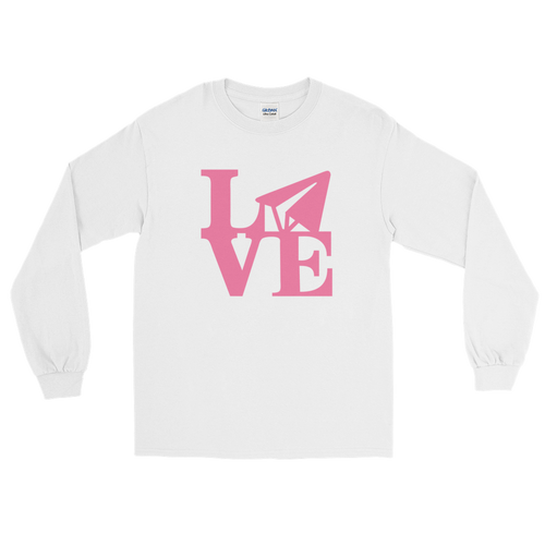 Email Love - Pink (Long Sleeve)