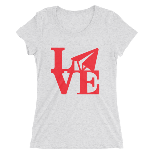 Email Love - Red (Women's)