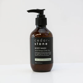 Sweet Orange + Aloe Body Wash