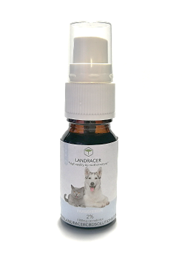 Pet Landracer CBD Oil 2% (200 mg)