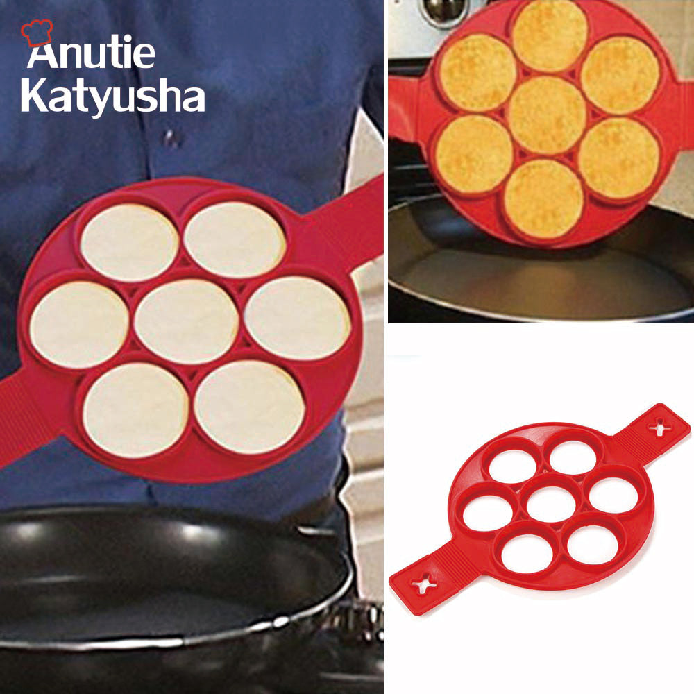 Easy Nonstick Pancake Silicon Mold