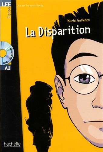 La disparition (1CD audio) - Rayon FLE