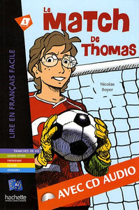 Le match de Thomas (1CD audio) - Rayon FLE