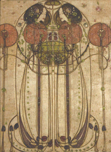 Charles Rennie Mackintosh Notebook