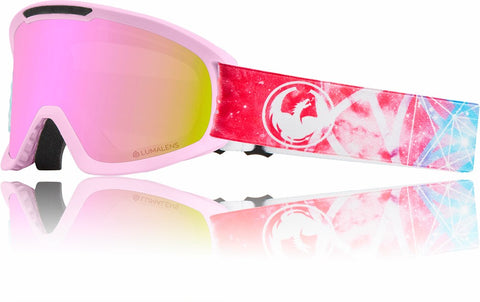 Dragon DX2 2019 Snow Goggle - GALAXY / PINKIONISED / DARK SMOKE
