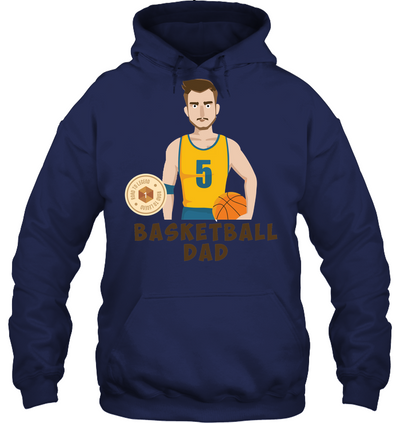 Road to legend basketball dad Father's day gifts