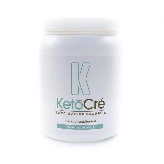 KetoCre - Ketogenic Weight Loss Coffee Creamer (Tub) - Smart Bean