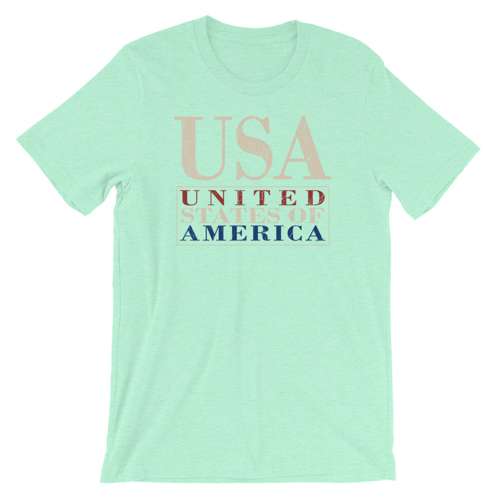 USA United States of America Patriotic TShirt