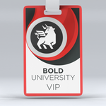 BOLD University – Dominate Your Competition