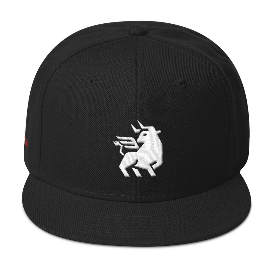 BE BOLD Snapback Hat