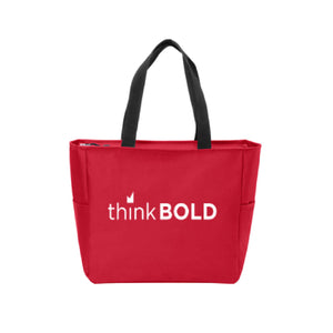 Think BOLD Canvas Bag