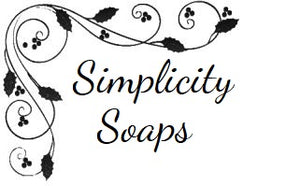 Handcrafted Soaps and Lotions by Simplicity Soaps. Vegan soaps.