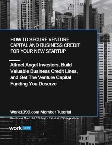 How To Secure Venture Capital and Business Credit for Your Startup