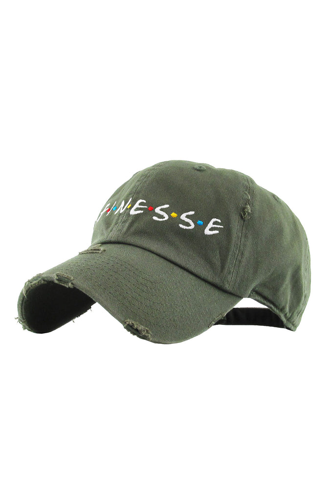 Aao Fashion Acc Dad Hat Finesse