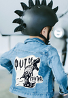 Out Of Control Denim Jacket