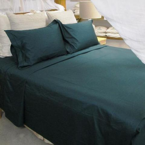 Magnificent Sheet Set in Emerald