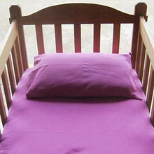 Load image into Gallery viewer, Cot Knitted Fitted  Sheet - 9 colour options