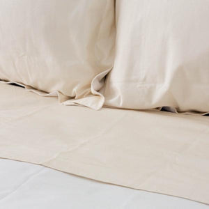 Simple Luxury Sheet Set in Natural