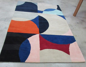 Conventional Wool Rug